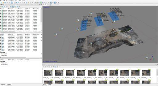 NDM 3Dtech - Agisoft Photoscan