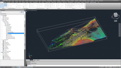 NDM 3Dtech - Autodesk Civil3D